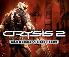 [Origin] Crysis 2 Maximimum Edition 4,62€ @Greenmangaming