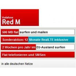 Vodafone Red M für alle + Gerät mit bis zu 240€ Auszahlung *limitiert*