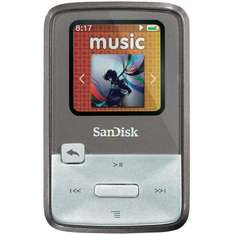 Sandisk Sansa Clip Zip 4GB MP3 Player refurbished für 23,99€