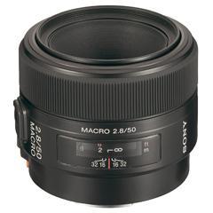 Update: Nochmal reduziert: Sony 50mm f2.8 Makro (SAL-50M28) für 379,- € @Sony Outlet Store