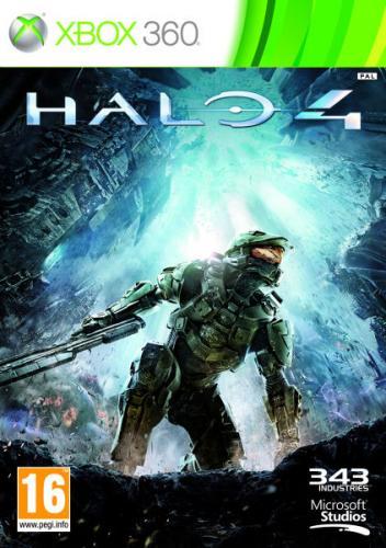 (Zavvi UK) Halo 4 für knapp 22,94 €