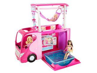 Barbie Family Camper im Sonntags-Angebot bei galeria.de für 39,99€ (versandkostenfrei)
