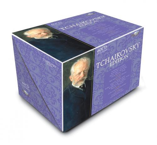 Tchaikovsky Edition (Label: Brilliant)