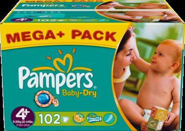Pampers Megapack - Kaufland Süd Für 20 Euro