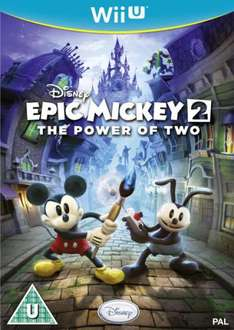 [UK] Disney's Epic Mickey: The Power Of 2 [WiiU] für 24,99 € @ Zavvi