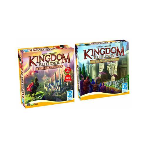 Kingdom Builder Bundle - Spiel des Jahres 2012 und Erweiterung Nomads