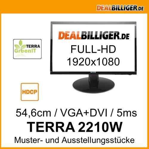 noch 6 | Wortmann Terra 2210W 55,9 cm 22 Zoll TFT - Schwarz - FULL HD 1920x1080