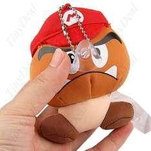 (CN) Goomba Plüsch Figur für 1.97€ @ TD