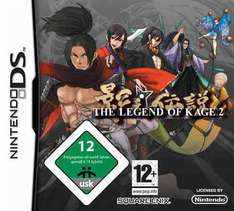 (NDS) The Legend Of Kage 2 für 7,99 €