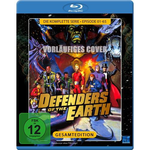 Defenders of the Earth - Die komplette Serie: 65 Folgen für 13,97€ zzgl. VSK wenn nicht Amazon Prime Mitglied