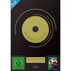 (Amazon) Die Bourne Identität, Robin Hood Golden Disc Edition ab 6,75 €
