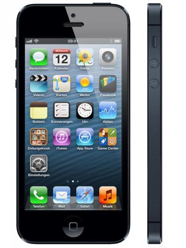 Handyflash Iphone 5 ohne Zuzahlung mit BASE All-in Vertrag ab mtl. 33,- Euro