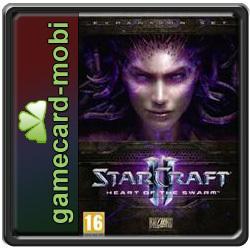 StarCraft 2 II Heart of the Swarm CD Key Addon Download Code Key[PC][EU]