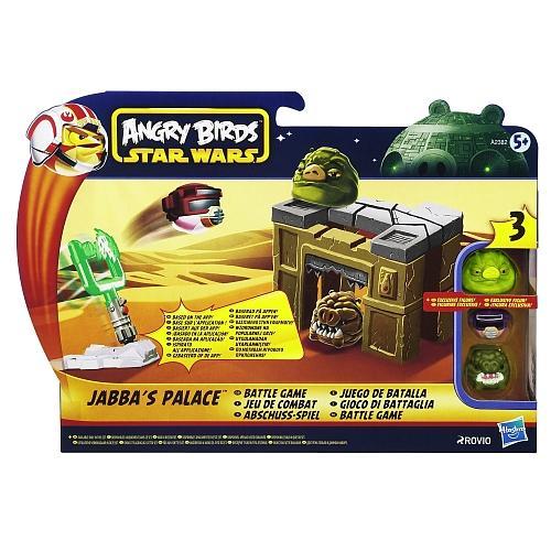 Hasbro Angry Birds Star Wars Jabba's Palace (Kinderspiel) für 16,95€ @ Bücher.de