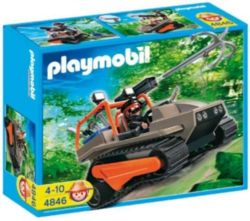 Playmobil™ - Schatzräuber-Kettenraupe (4846) ab €13,26 [@Galeria-Kaufhof.de]