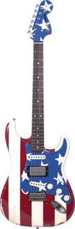 Gitarrendeal: Fender Signature RW Stars and Stripes
