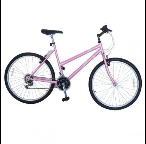26er Rosa Damen Fahrrad für ganz wenig Geld