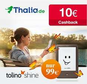 Tolino Ebook Reader für effektiv 89 €