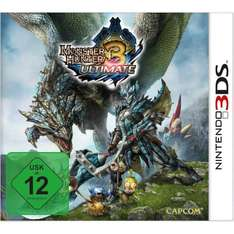 (UK) Monster Hunter 3 Ultimate [Nintendo 3DS] für 30.86€ @ Zavvi