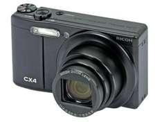 Ricoh CX4 Digitalkamera - WHD