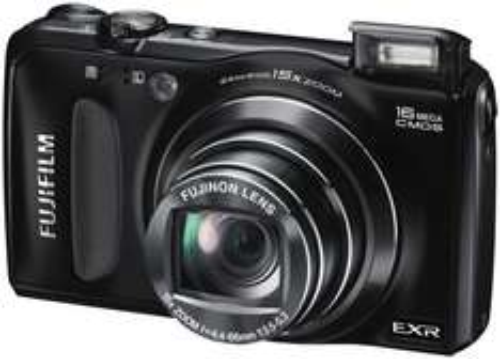 Fujifilm FINEPIX F500EXR - WHD