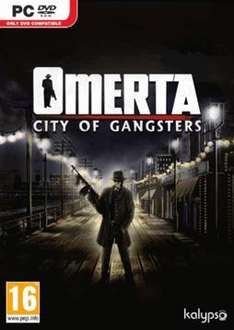 Omerta: City of Gangsters Steam Key