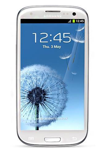 Samsung Galaxy S3 LTE Marble White