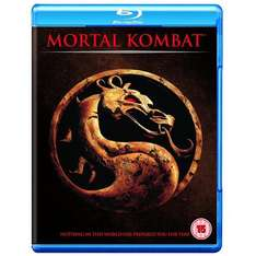 Blu-Ray - Mortal Kombat für €6,72 [@Play.com]
