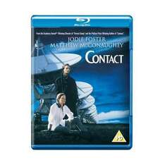 Blu-Ray - Contact für €6,72 [@Play.com]