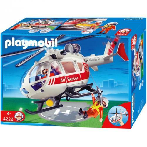Playmobil™ - Notarzt Hubschrauber (4222) ab €24,95 [@Galeria-Kaufhof.de]