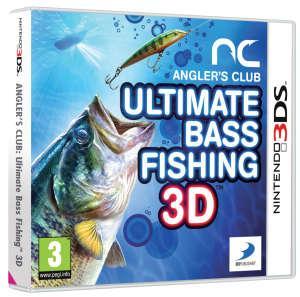 (UK) Angler's Club: Ultimate Bass Fishing 3D [3DS] für 11.50€ @ Zavvi