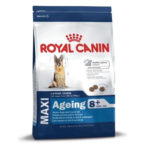 Royal Canin Maxi Ageing 8+ (15kg Sack) @Hundeland.de mit Gutschein