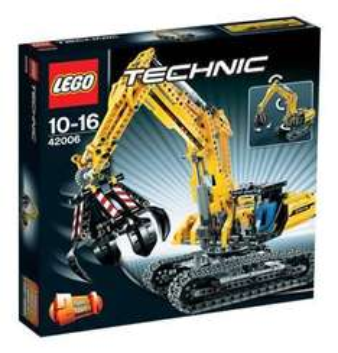 LEGO Technic Raupenbagger 42006 für nur 44,99 EUR inkl. Versand