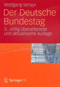 """Buch - """"Der Deutsche Bundestag"""" 3. völlig überarbeitete und aktualisierte Auflage"""