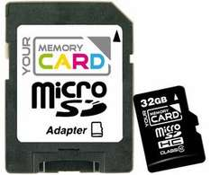 YourMemoryCard 32GB Class 10 micro SD für 17,99 € inkl. Versand