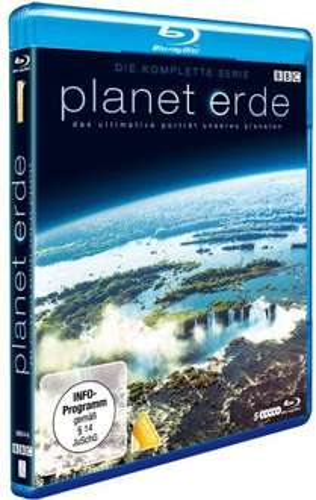 [Amazon Blitzangebot] Planet Erde- die komplette Serie- BluRay