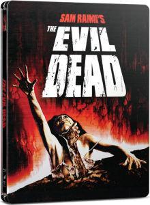 [BluRay] The Evil Dead - Steelbook @ Zavvi.com für ca. 8,30€ inkl. Versand