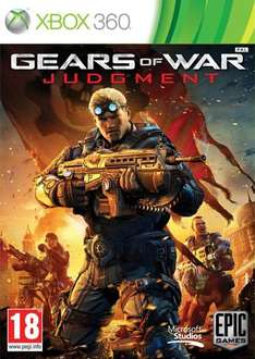 Gears of War Judgment (AT-Version) für 49,99 Euro @ World of Video
