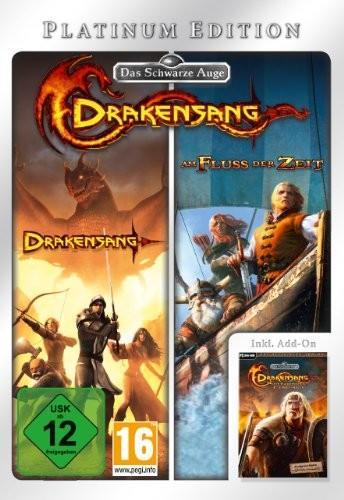 Drakensang Platinum inkl. Versand für 4,98 bei Gameworld.de
