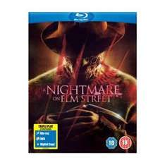 (UK) A Nightmare On Elm Street: Triple Play Edition (2010) (With Lenticular Sleeve = 3D Cover) [Blu-Ray + DVD + Digital Download] für 5.63€ @ play (Zoverstocks)