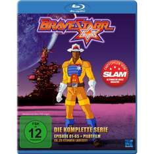 Bravestarr - Gesamtedition (inkl. Die Legende) Blu-ray @Amazon