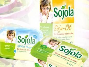 Kostenloses  Sojola Produkttest-Paket für Umfrage