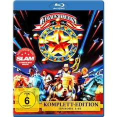 @Amazon - Bluray Galaxy Rangers - Die komplette Serie