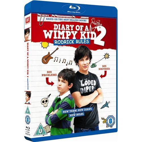 Blu-Ray - Gregs Tagebuch 2 (Gibt's Probleme?) für €5,79 [@Wowhd.co.uk]