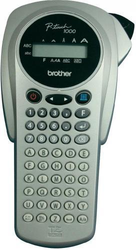 Brother Beschrifter P-Touch 1000S [mit Qipu nur 14,07€] auf voelkner.de