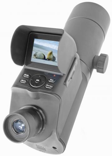 (eBay) Bresser LCD-Spektiv 15x60 3.0 MegaPixel - 45% unter Idealo