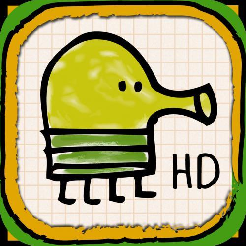 Doodle Jump HD [iOS]
