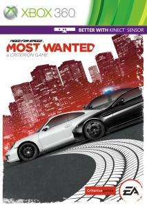 NEED FOR SPEED: MOST WANTED XBOX 360 (Die neue Version davon)