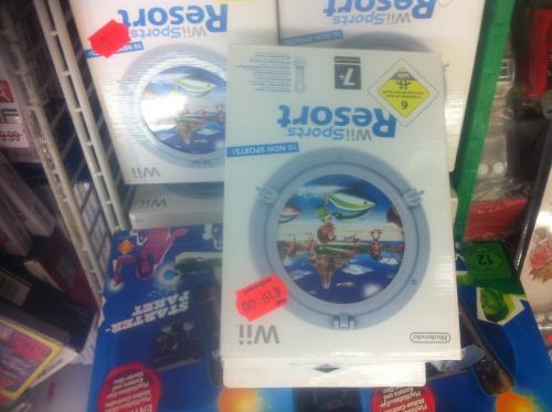 Wii Sports Resort + Wii MotionPlus (deutsch) 15,00 EURO REAL Bremen Habenhausen lokal