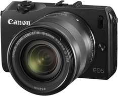 [UPDATE 2] Canon EOS M mit Objektiv EF-M 18-55mm 3.5-5.6 IS STM